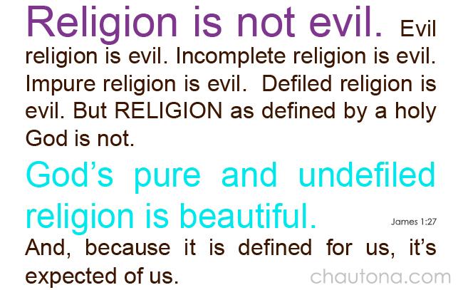 james-religion