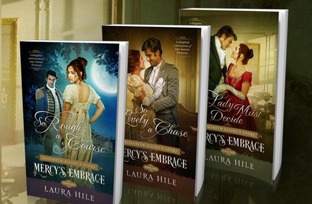 Mercy's Embrace Books