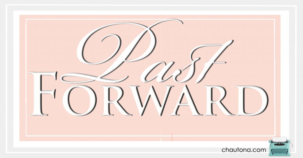 Past Forward Banner