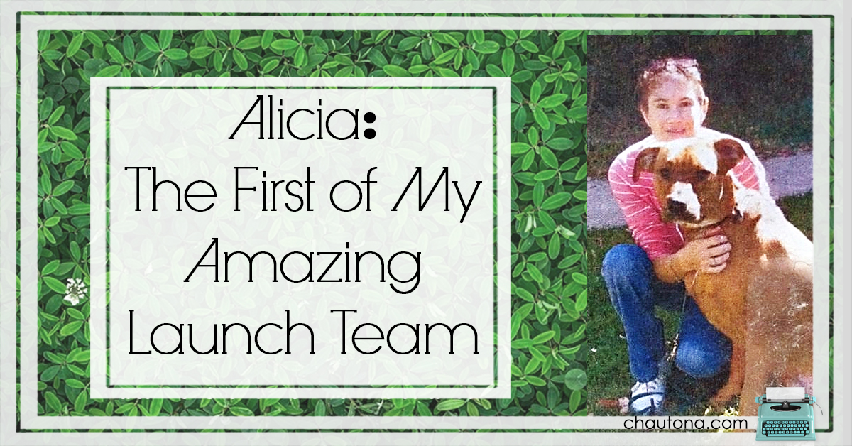 Alicia from the Launch Team