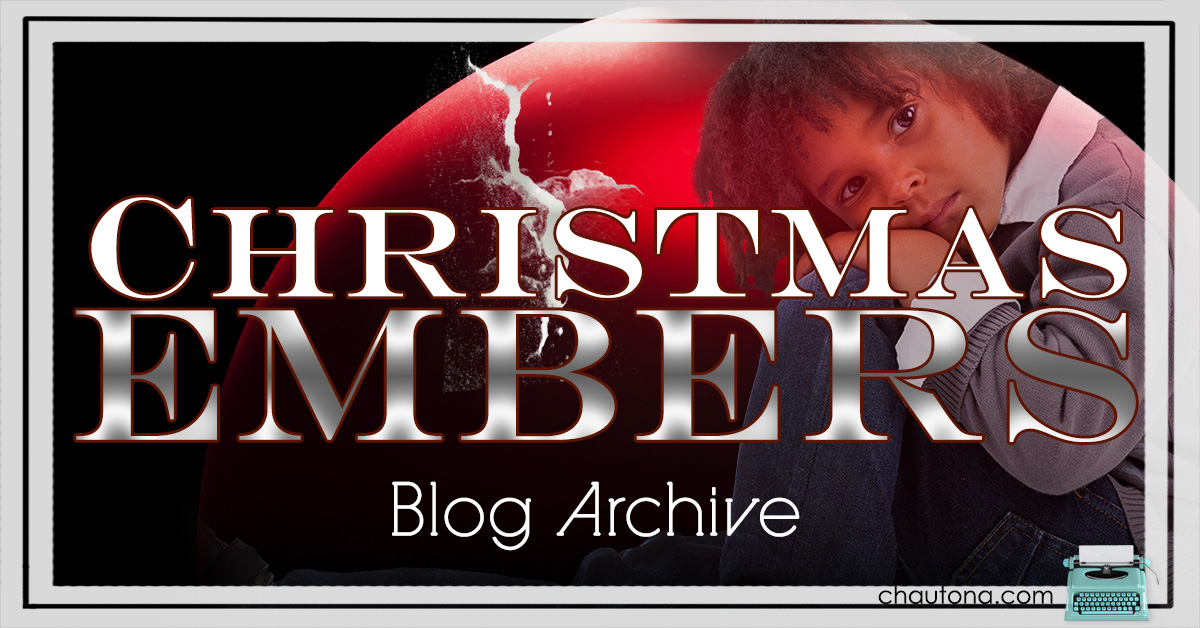 Christmas Embers Blog Archive