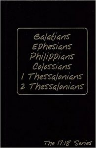 Journible  Galatians through Thessalonians