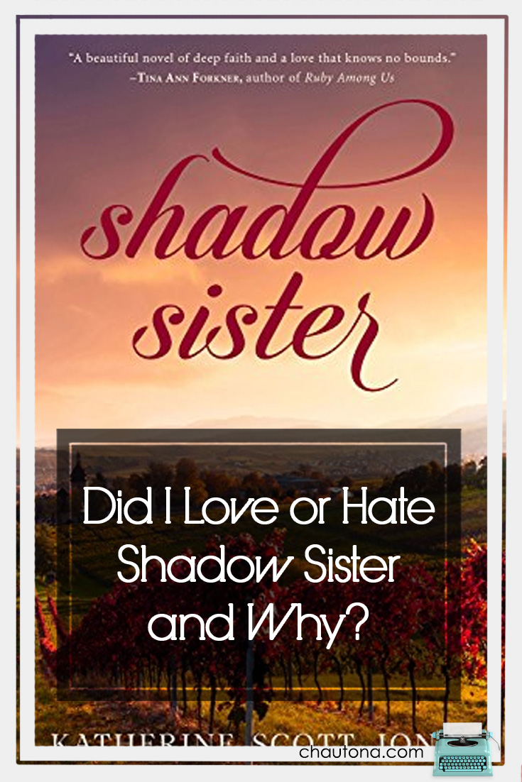 Did I Love or Hate Shadow Sister and Why?