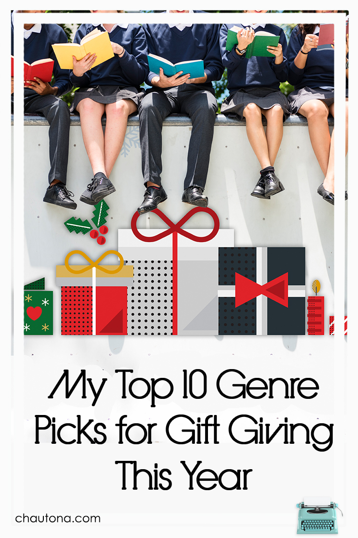 My Top 10 Genre Picks for Gift Giving This Year