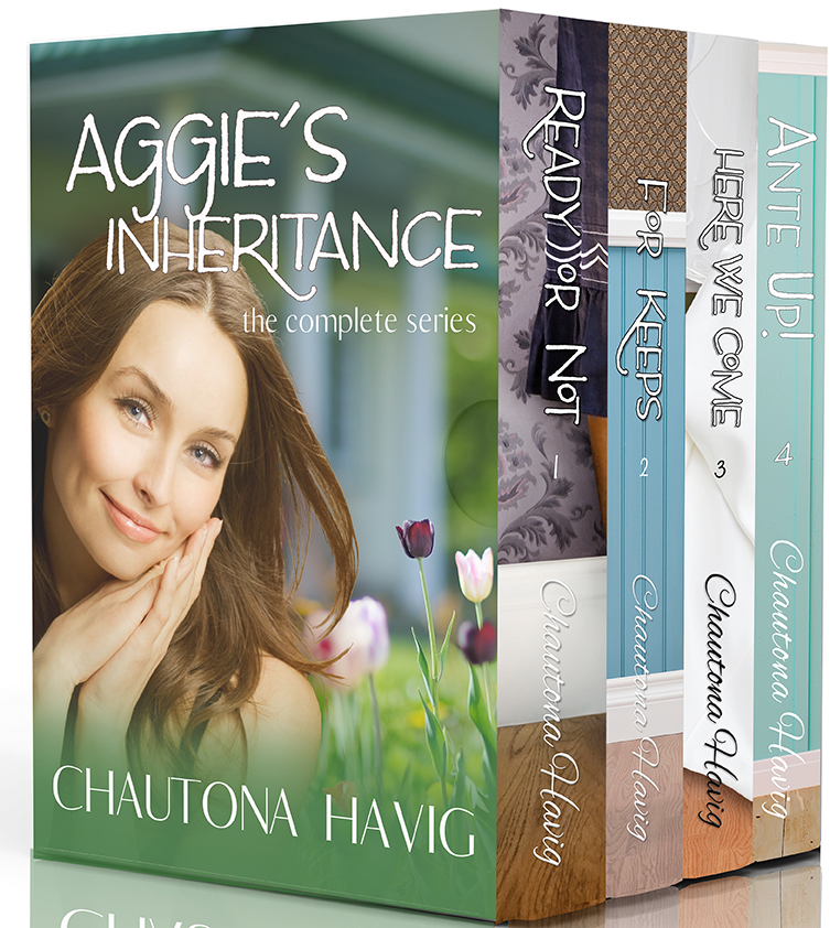 The Complete Aggie's Inheritance Collection