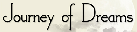 bookshelf journey of dreams logo