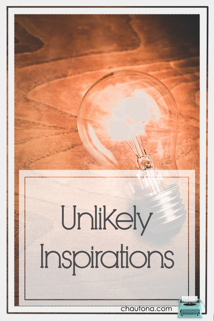 unlikely inspirations