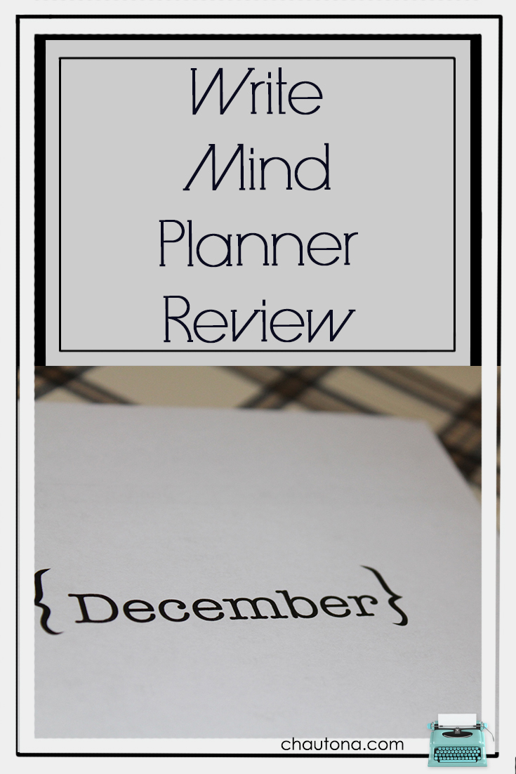 Write Mind Planner Review