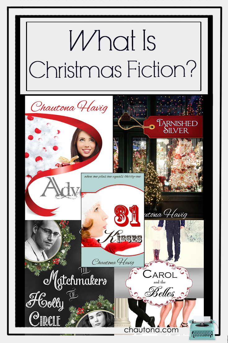 What is Christmas Fiction?