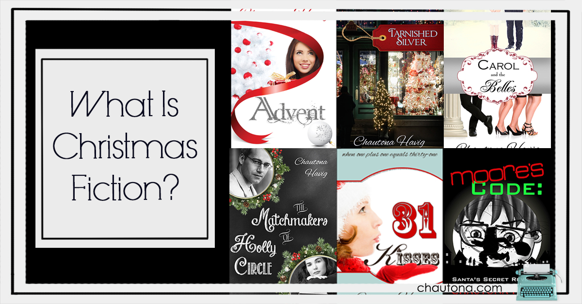 What is Christmas Fiction and Why Do I Write It?