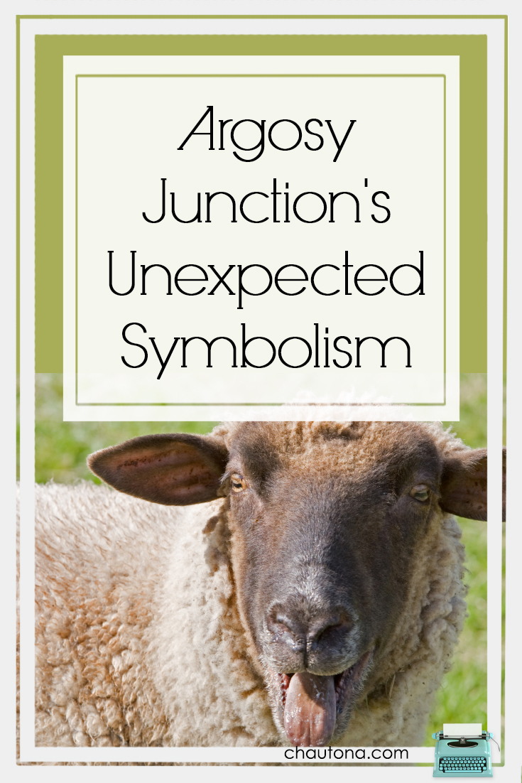 Argosy Junction's Unexpected Symbolism