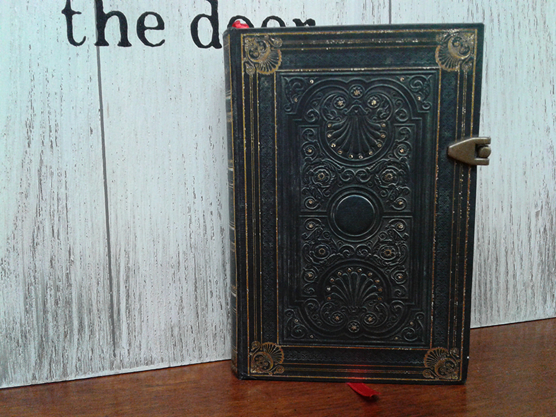 Commonplace Book-- blank journal