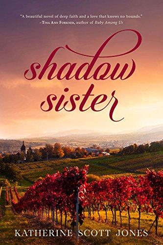 Shadow Sister by Katherine Scott Jones