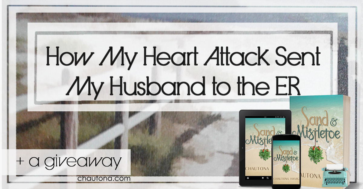 How My Heart Attack Sent My Husband to the ER