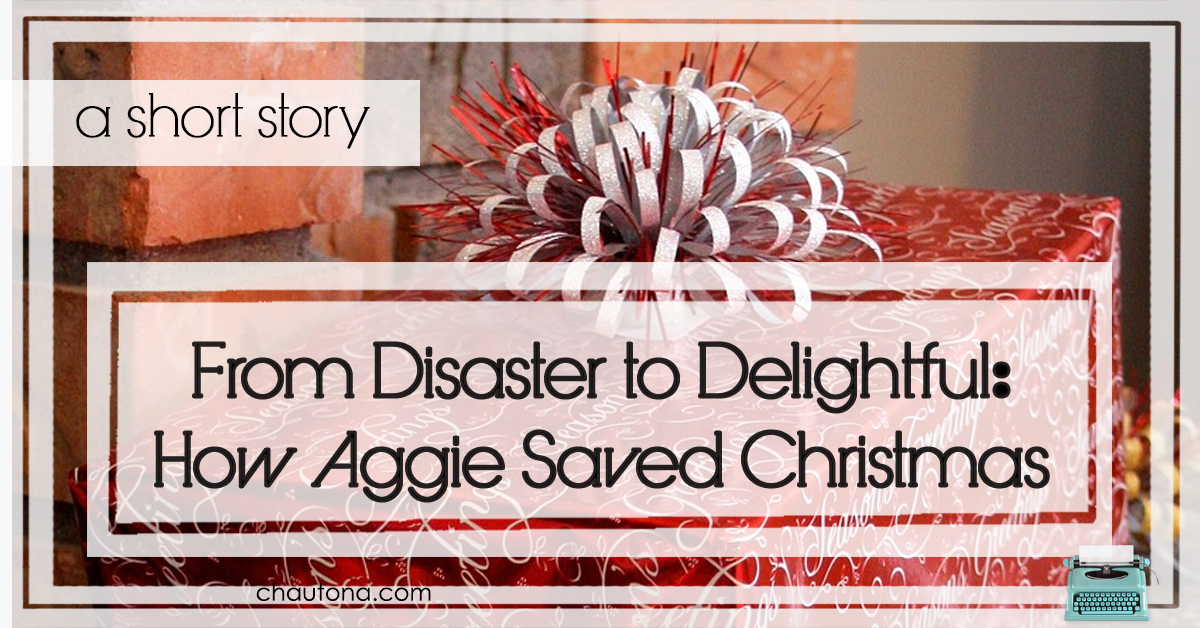 From Disaster to Delightful: How Aggie Saved Christmas
