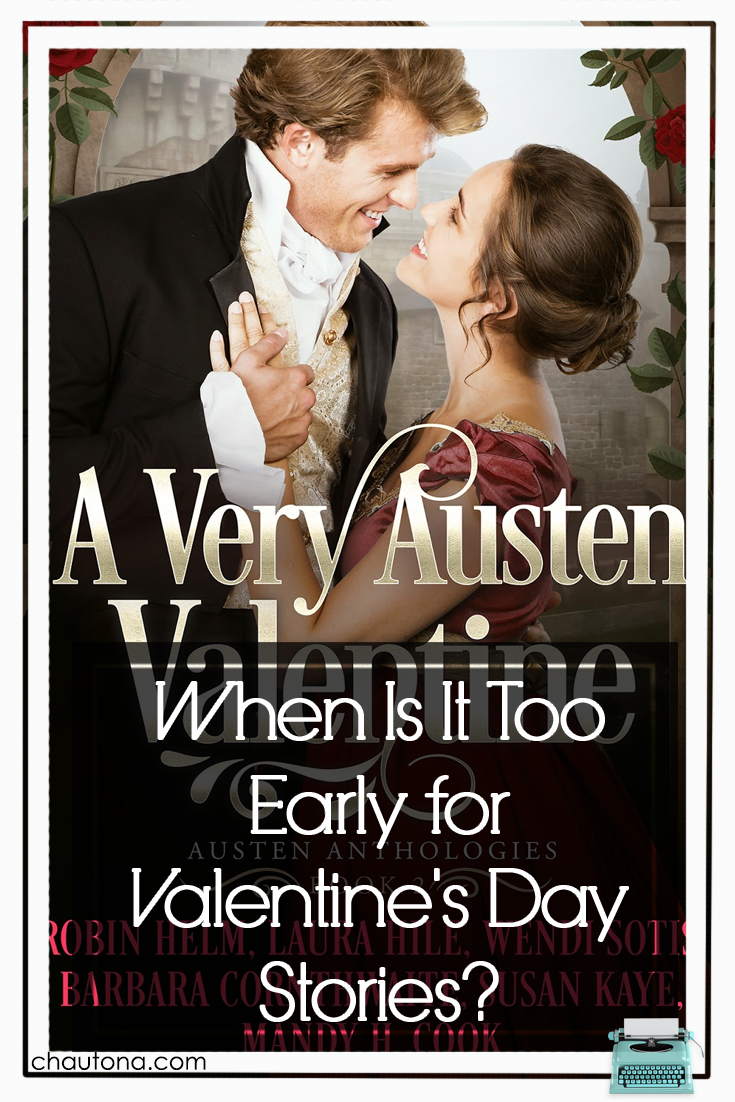 When Is It Too Early for Valentine's Day Stories?