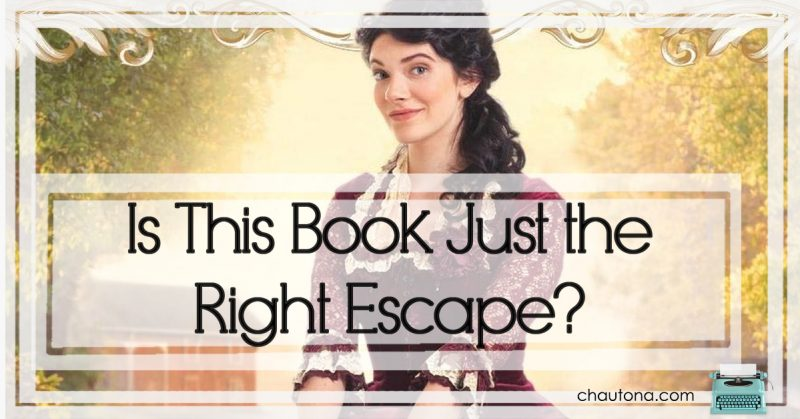 Is This Book Just the Right Escape?