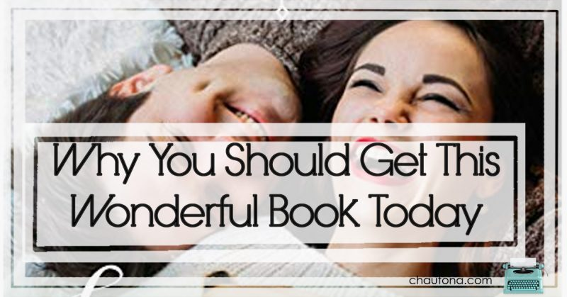 Why You Should Get This Wonderful Book Today