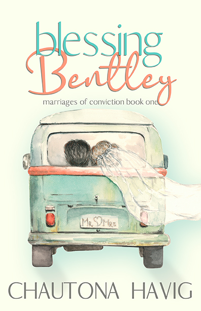 Blessing Bentley character demands own book