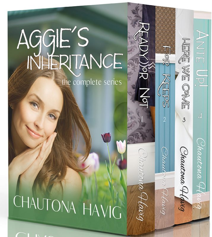 Aggie's Inheritance Complete Collection