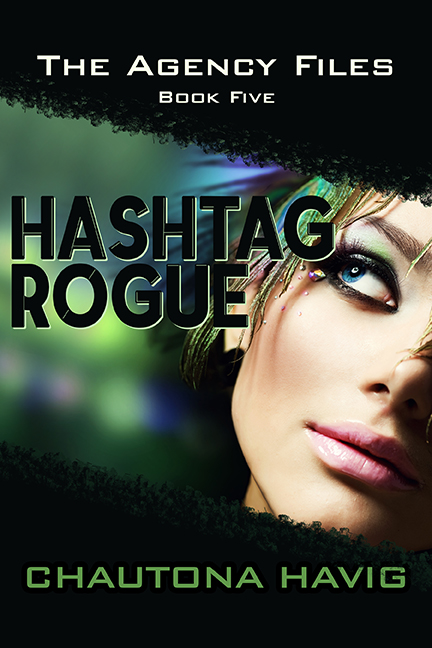 Hashtag Rogue Cover agency files