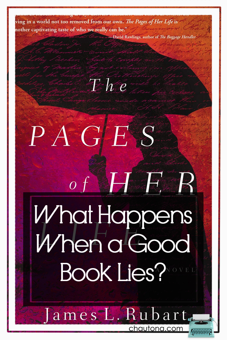 When I began The Pages of Her Life, I had no idea what to expect, but I couldn't have predicted the story, the truths, and the possible lies that emerged. via @chautonahavig
