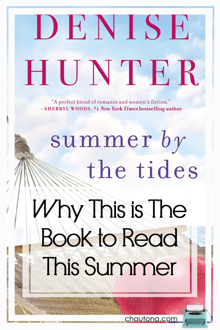 Summer by the Tides was fun, sad, quirky, engaging, and just a nice, relaxing read. If you're headed out this summer, bring it along for a perfect read. via @chautonahavig