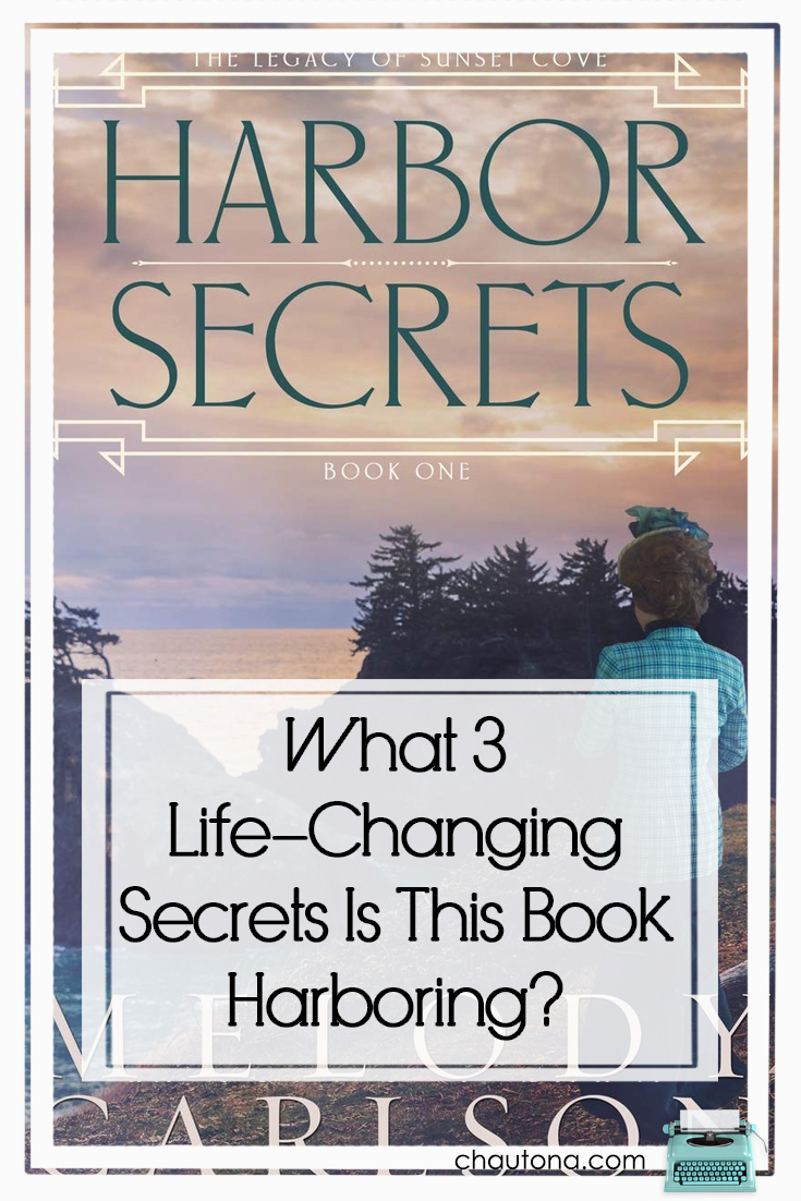 Harbor Secrets shows the seedier side of even the nicest small coastal towns at the onslaught of the Prohibition era. Melody Carlson does it again! via @chautonahavig