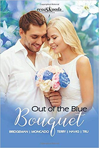 Out of the Blue Bouquet Collection