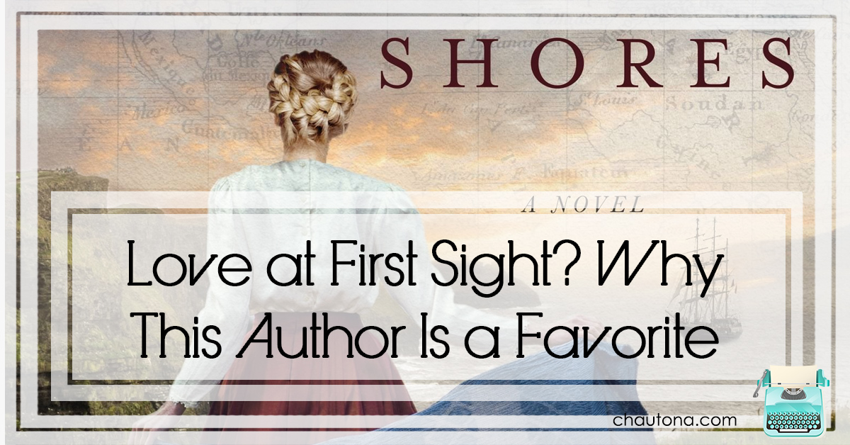 Love at First Sight? Why This Author Is a Favorite