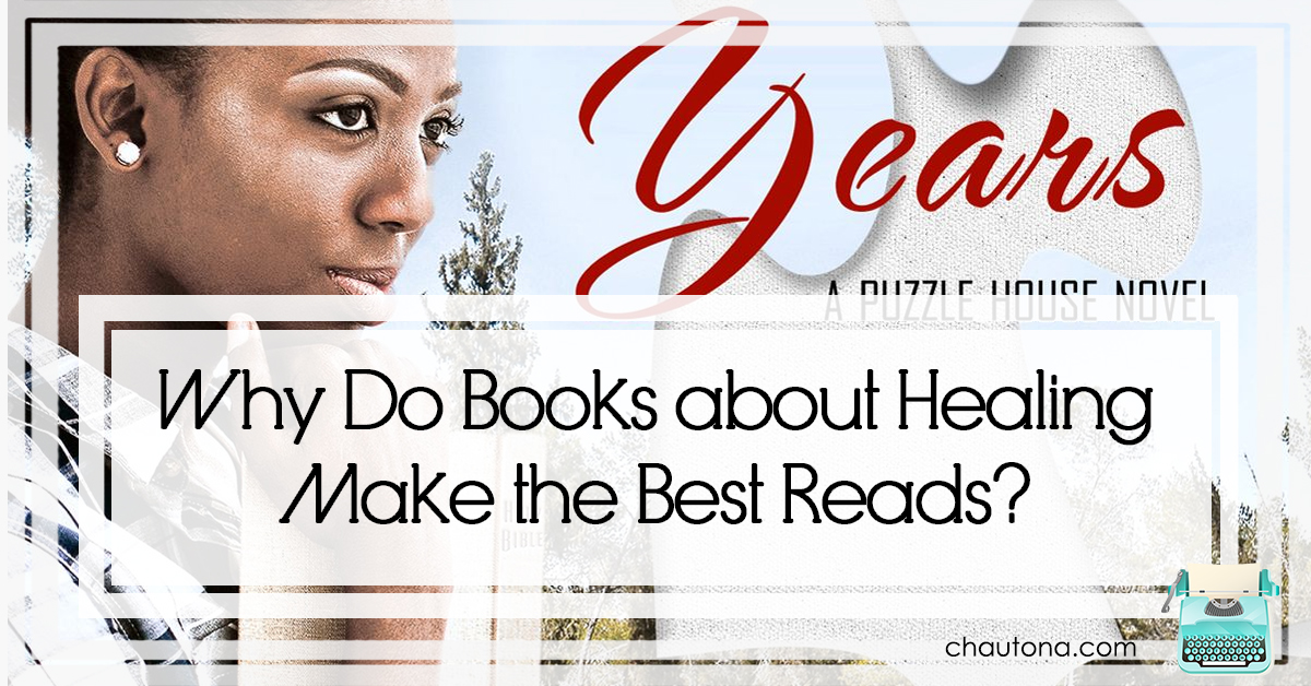 Why Do Books about Healing Make the Best Reads?