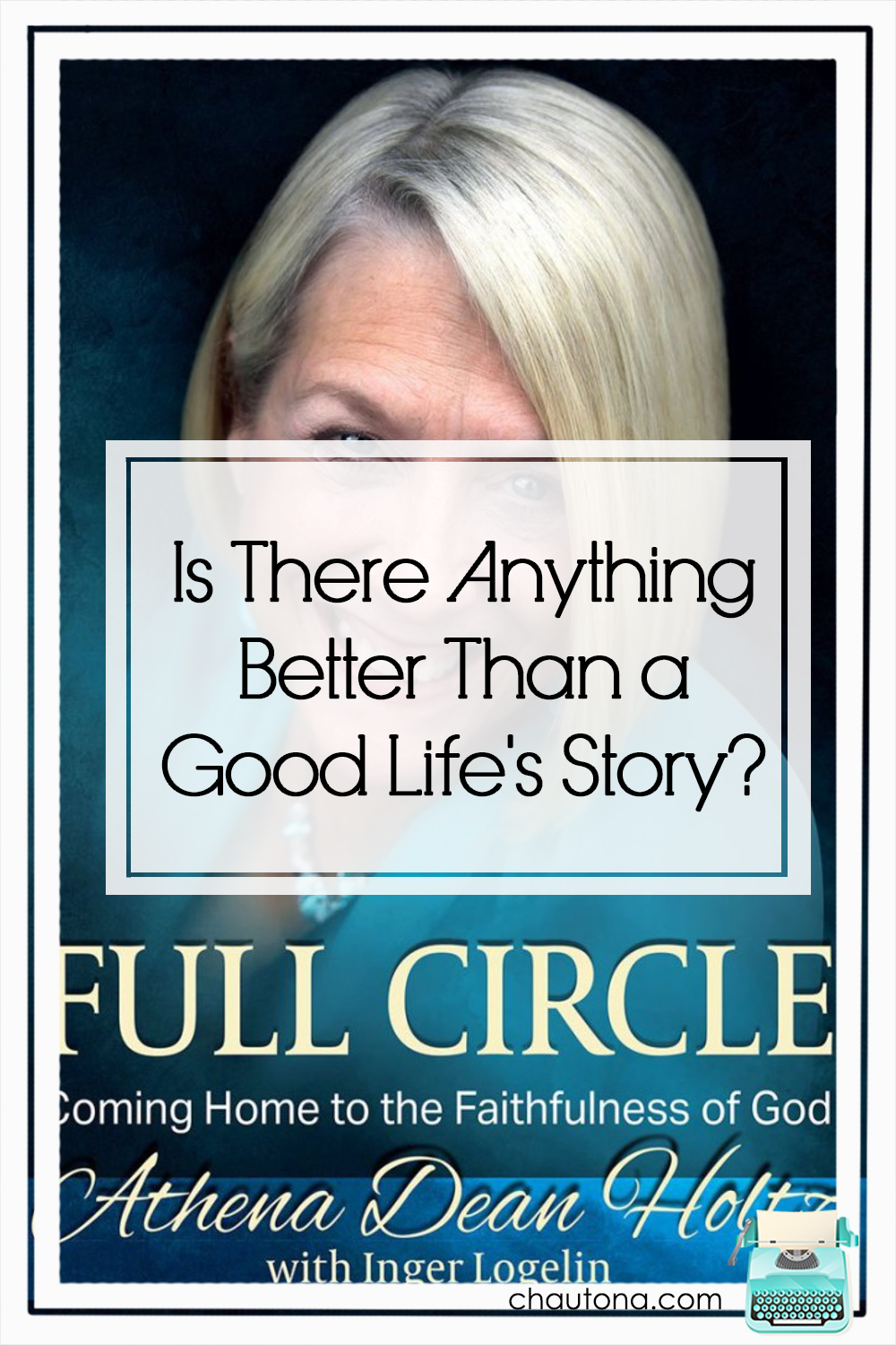 Full Circle by Athena Dean Holtz wasn't what I expected, but no one can deny that God has redeemed His daughter for Himself after reading this book. via @chautonahavig