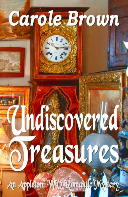 Undiscovered Treasures Cover