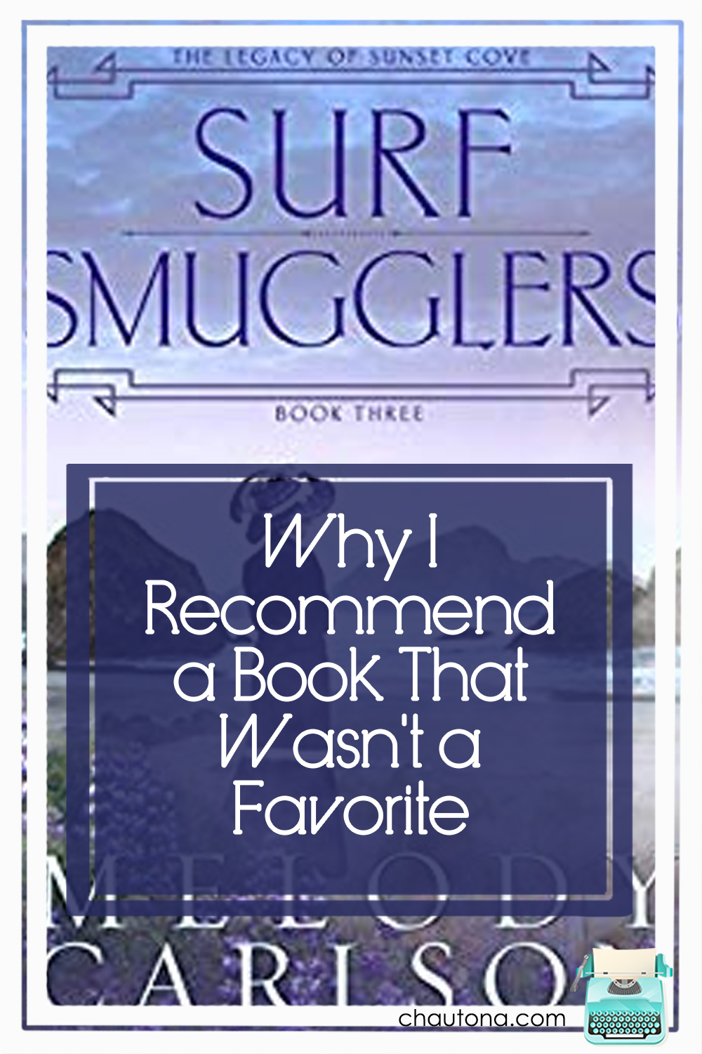Some books are hard to pinpoint what it is we like and don't about them. Surf Smugglers was one for me. Glad I read it, will read the next, but... something... via @chautonahavig