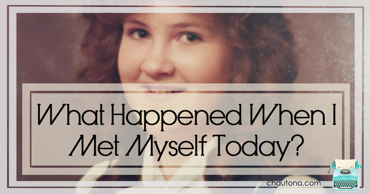 What Happened When I Met Myself Today?