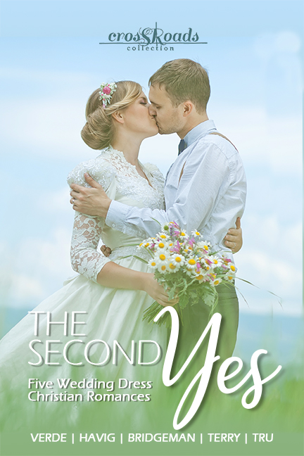 The Wedding Dress Yes (A Crossroads Collection)