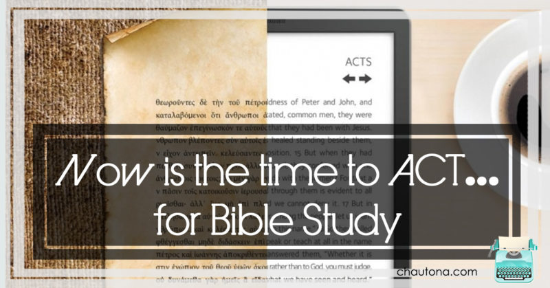 Acts240 Now