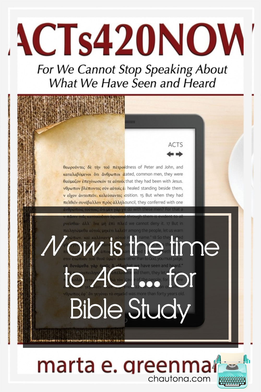 Acts240 Now is an interesting combination-Bible Study and overview of how the Bible impacted pillars of the faith and even the founding of America. via @chautonahavig