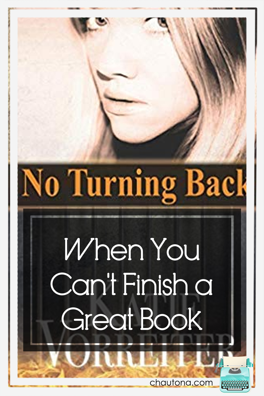 If you love thrillers, seriously... ignore my personal issues and try this book. Then tell me how it ends. I'm dying to know. So disappointed... in me. via @chautonahavig