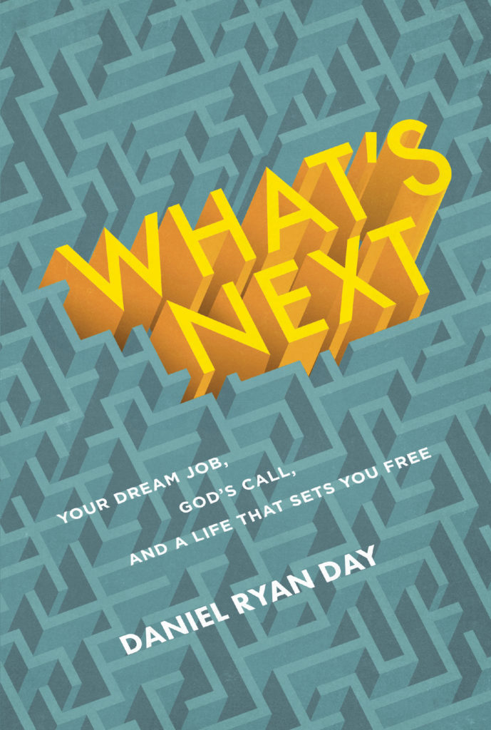 What's Next by Daniel Day