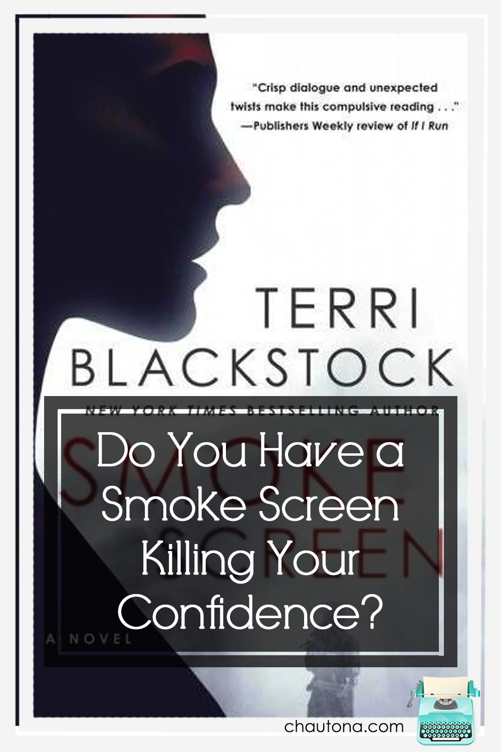 If you're ready for an exciting, engaging, and action-packed novel, Terri Blackstock's Smoke Screen is a great read. Just be ready not to put it down! via @chautonahavig