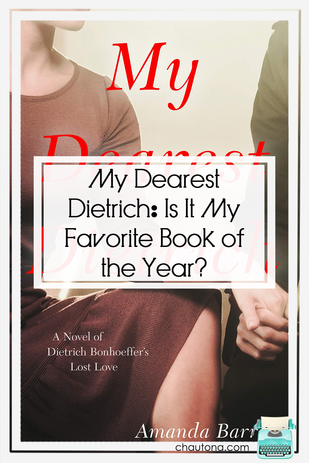 My Dearest Dietrich was probably the book I looked most forward to reading all year, but was it worth all the hype and anticipation? via @chautonahavig