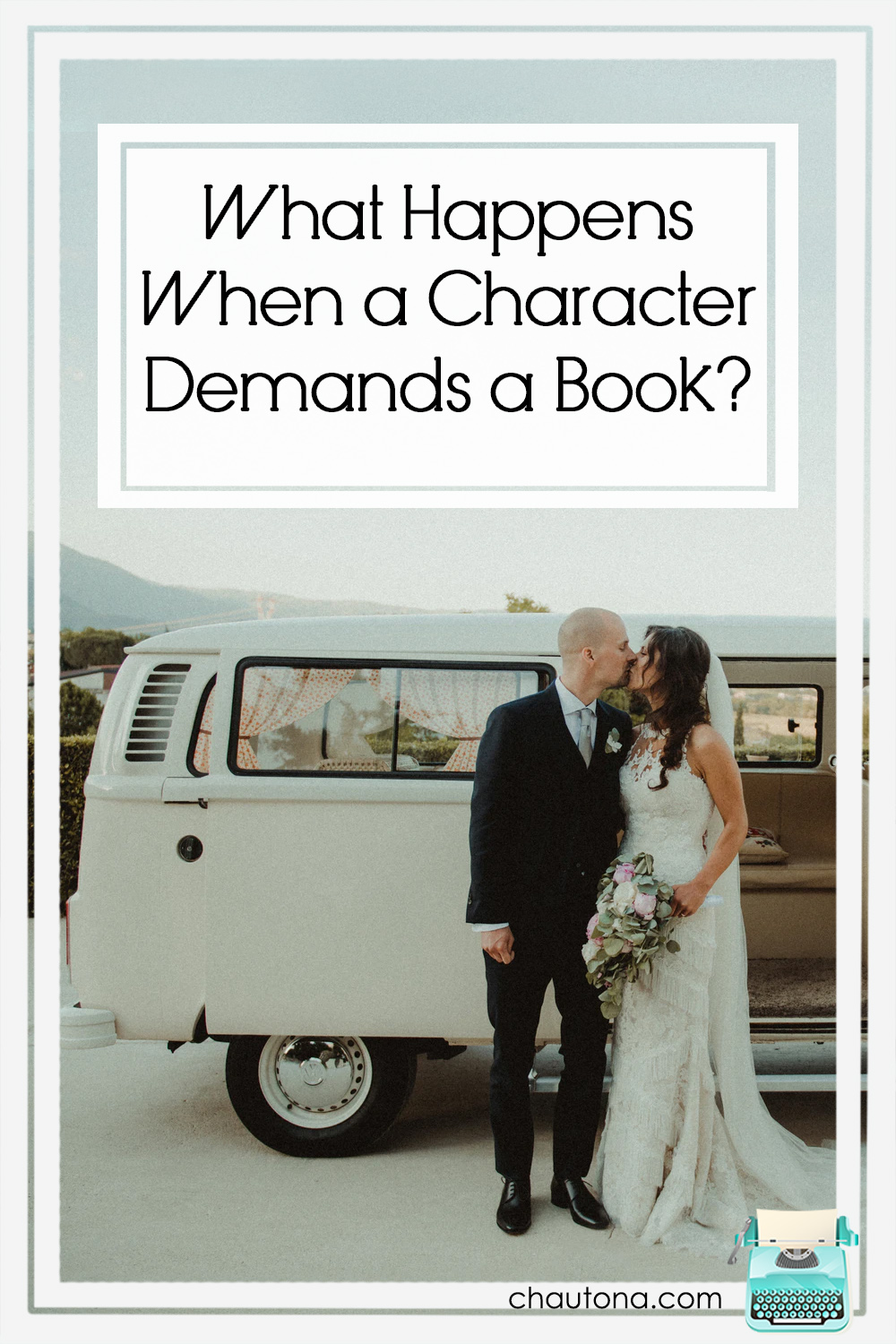 character demands own book