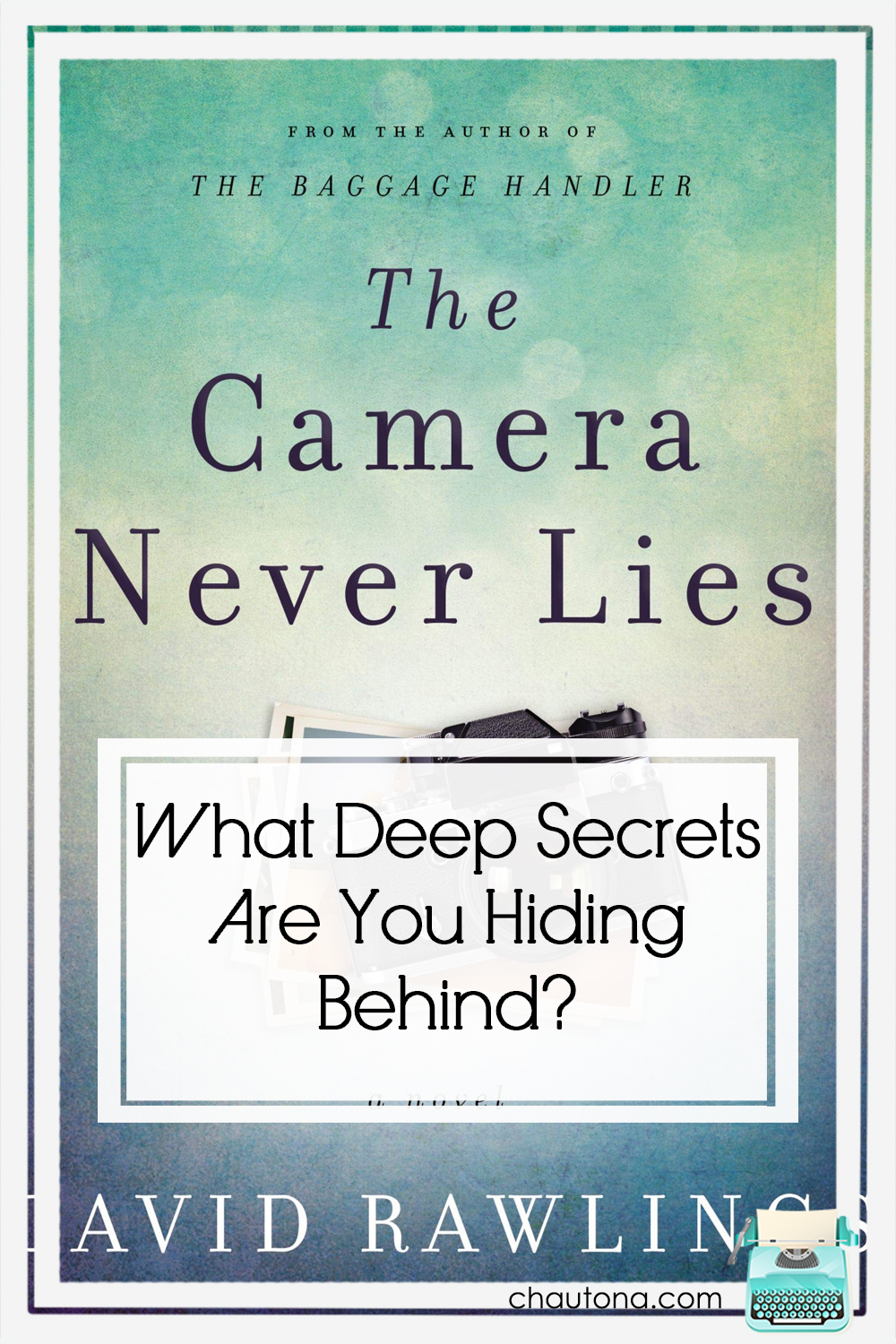 "Just what does ""the camera never lies"" actually mean? David Rawlings, in his allegorical style explores this concept in a story that will keep you riveted. via @chautonahavig"