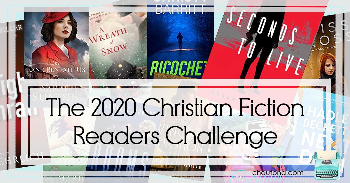 2020 dhristian fiction reading challenge
