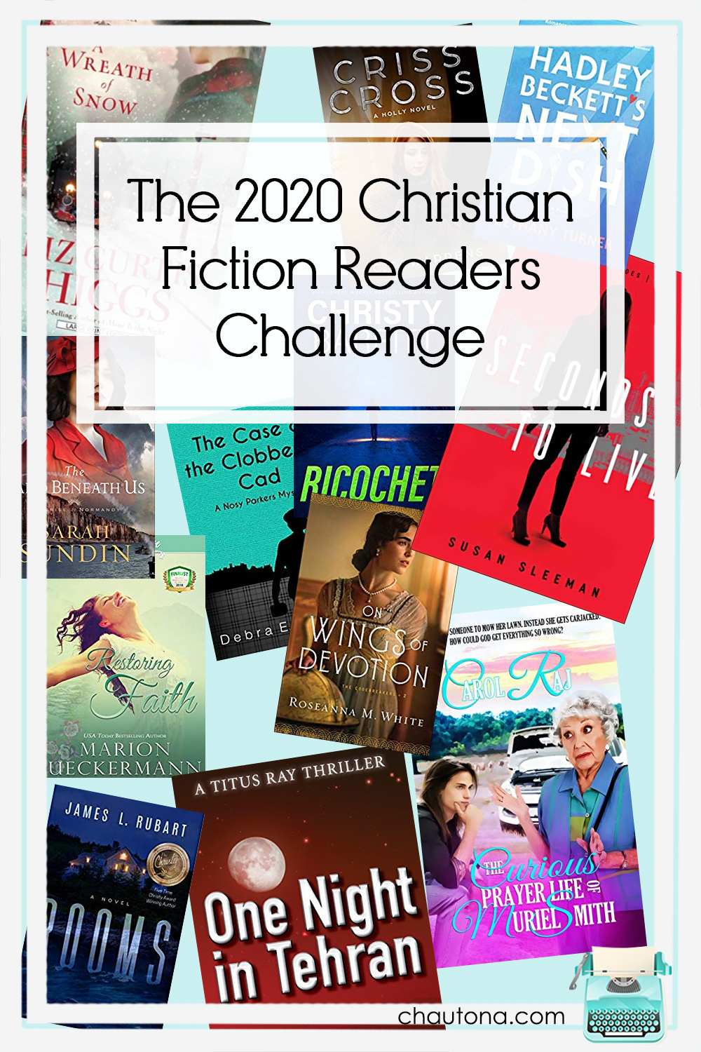 Why would anyone want to do a reading challenge? Why would someone who reads a TON already want one? Find out now and see what the hype is about! via @chautonahavig
