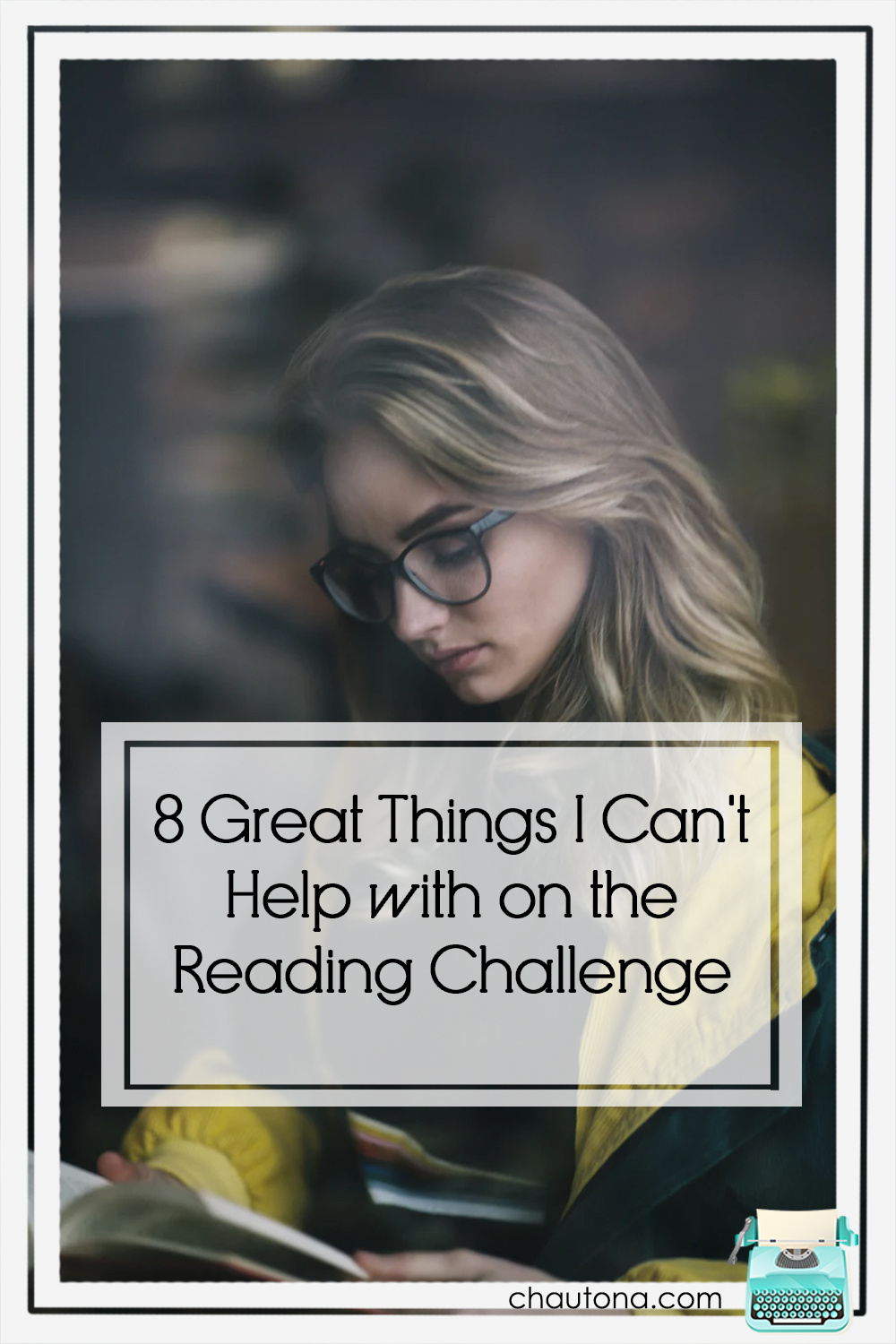 From debut authors to authors who share your name, some of these things I might not be able to help with. Ahem. However, up to fifty-two, I can! That's cool! via @chautonahavig