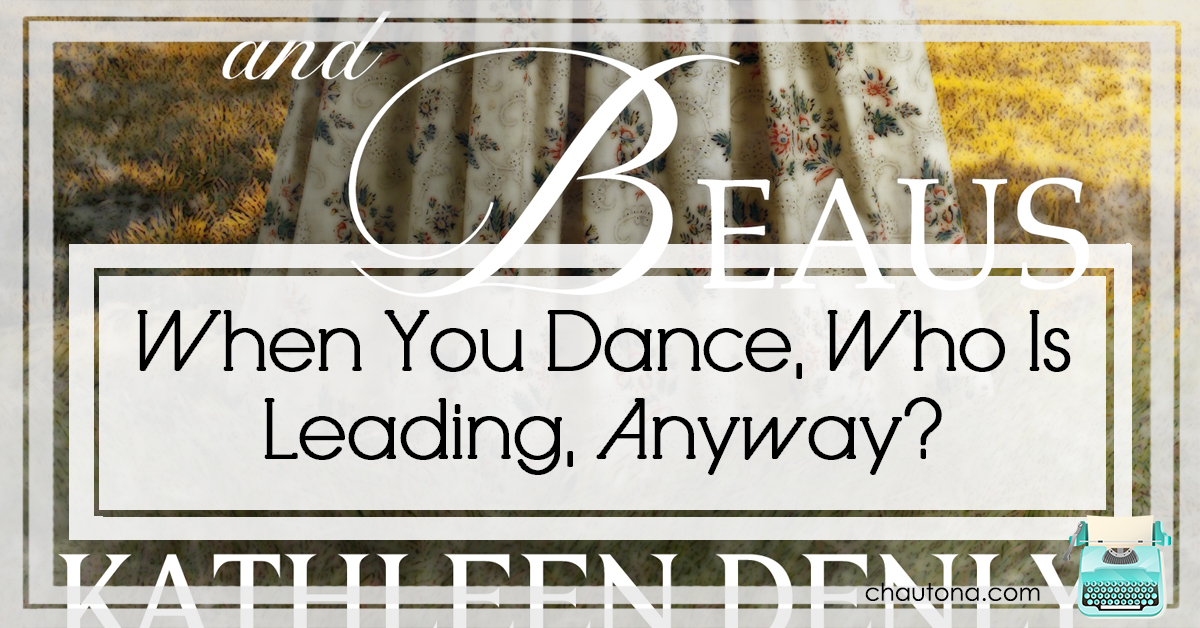 When You Dance, Who Is Leading, Anyway?