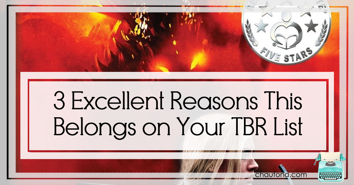 3 Excellent Reasons This Belongs on Your TBR List
