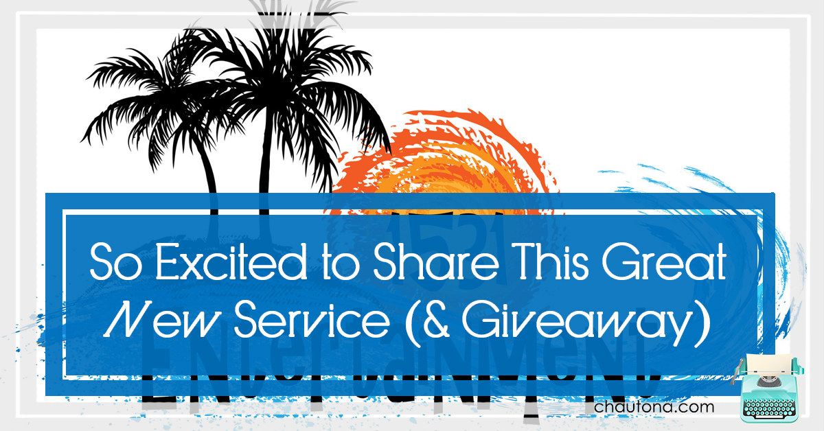So Excited to Share This Great New Service (& Giveaway)